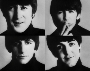 beatles-black-george-harrison-john-lennon-Favim.com-75789
