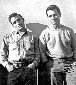 Neal Cassady & Jack Kerouac ..